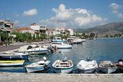 Προχωρούν έργα ανάπλασης σε Αστακό, Πάλαιρο και Θέρμο