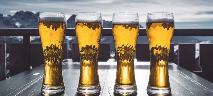 Σήμερα είναι Παγκόσμια Hμέρα Mπύρας -Τρία πράγματα που δεν γνώριζες για το ποτό του καλοκαιριού