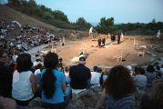 Αυλαία στο Αρχαίο Θέατρο Στράτου για «το σπίτι της Μπερνάρντα Άλμπα» (φωτο)