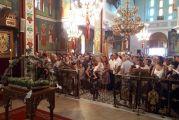 Η εορτή της υπεραγίας Θεοτόκου στην Πάλαιρο (φωτο)