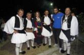 Γλέντι και χορός στο πανηγύρι της Φλωριάδας Βάλτου