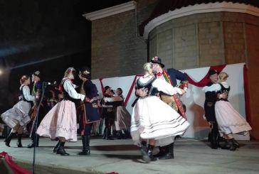 Το Διεθνές Φεστιβάλ Παραδοσιακών Χορών σε Τοπικές και Δημοτικές Ενότητες του Αγρινίου