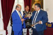 Στο Μεσολόγγι ο επίτιμος Πρόξενος της Κύπρου στο Μεξικό