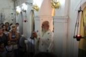 """Γαβρολίμνη: «Θαύμα της Παναγίας η απελευθέρωση των παιδιών"""", είπε συγκινημένος ο π. Ιωάννης"""