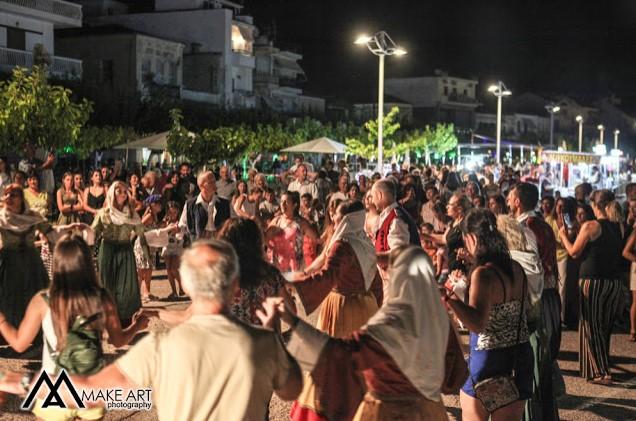 Πλήθος κόσμου στη γιορτή τσιπούρας στον Αστακό (φωτο)