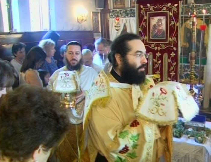 Πανηγύρισε η Ιερά Μονή Καταθέσεως Τιμίας Ζώνης της Θεοτόκου Λυκουρίσσης  (φωτο)