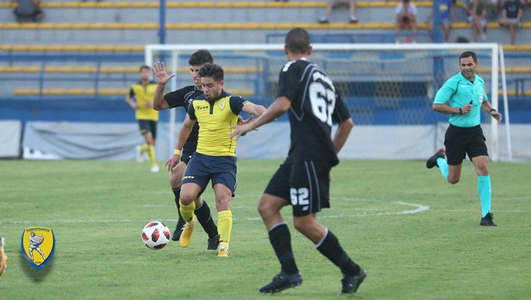 Ισοπαλία (0-0)με Παναχαϊκή για Παναιτωλικό