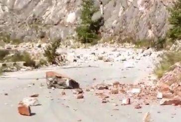 Ζημιές και κατολισθήσεις από τον ισχυρό σεισμό 5,2 R σε Τρίκαλα – Καρδίτσα