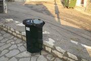 Προσφορά κάδων απορριμάτων σε χωριά του Δήμου Ξηρομέρου