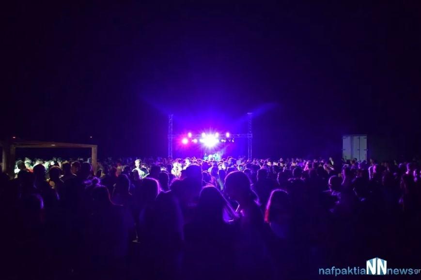 Limnopoula Beach Party 2018 στην Κάτω Βασιλική (φωτογραφίες & βίντεο)