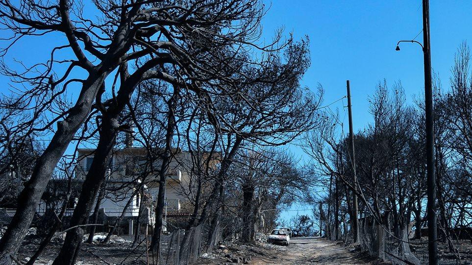 Στους 95 οι νεκροί οι νεκροί από τη φωτιά στο Μάτι- εξέπνευσε 63χρονος στο ΚΑΤ