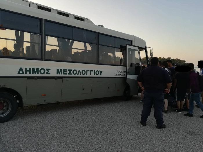Δήμος Μεσολογγίου: άμεσα στέγη, σίτιση και ιατροφαρμακευτική κάλυψη για τους 71 μετανάστες