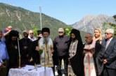 Αρχιερατική Θεία Λειτουργία στο Αντάμωμα των Καστανιωτών ορεινής Ναυπακτίας