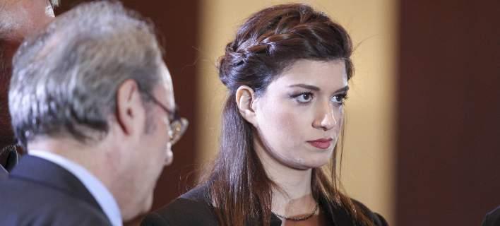 Κατερίνα Νοτοπούλου: Στα 30 της υφυπουργός Μακεδονίας-Θράκης