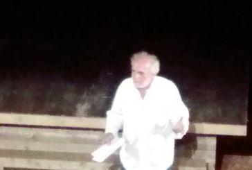 Η συμβολή του Στέλιου Τσιτσιμελή στην ανάδειξη του αρχαίου θέατρου Οινιαδών που μάθαμε  χθες