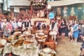 Κατάνυξη στην εορτή της Κοίμησης της Θεοτόκου στο Άνω Κεράσοβο