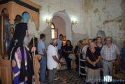 Πλήθος πιστών στην Παναγία Παναξιώτισσα στη Γαβρολίμνη Ναυπακτίας (φωτο-video)