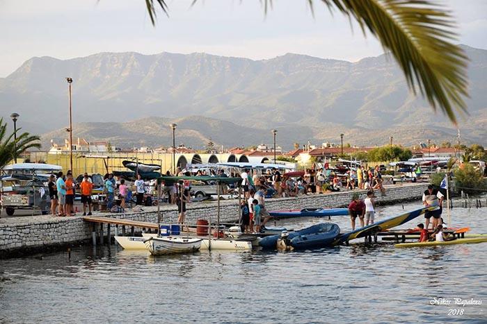 Διακρίσεις για αθλητές του Ναυτικού Ομίλου Μεσολογγίου στο Πανελλήνιο Πρωτάθλημα Κάνοε – Καγιάκ