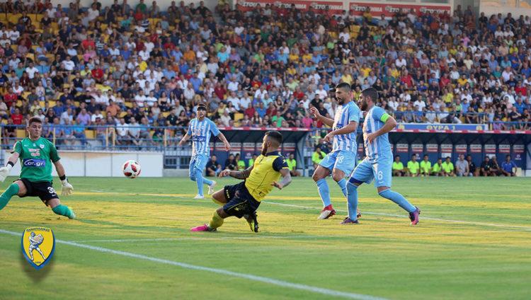 Φίλικη νίκη (2-1) και στο Αγρίνιο επί του ΠΑΣ Γιάννινα ο Παναιτωλικός