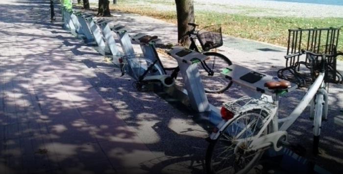 Ναύπακτος: Από Οκτώβρη και με…  GPS τα κοινόχρηστα ποδήλατα
