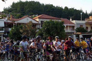 16ος Ποδηλατικός Γύρος Θέρμου και εκδηλώσεις για παιδιά έξω από το δημαρχείο