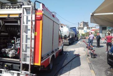 Αγρίνιο: με εγκαύματα στο νοσοκομείο δυο νεαρές γυναίκες από φωτιά σε βενζινάδικο