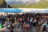 Μεγάλη συμμετοχή στο 7ο River party Αχελώου (φωτο)