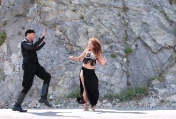 Bίντεο:  χορευτική σάτιρα στην ορεινή Ναυπακτία