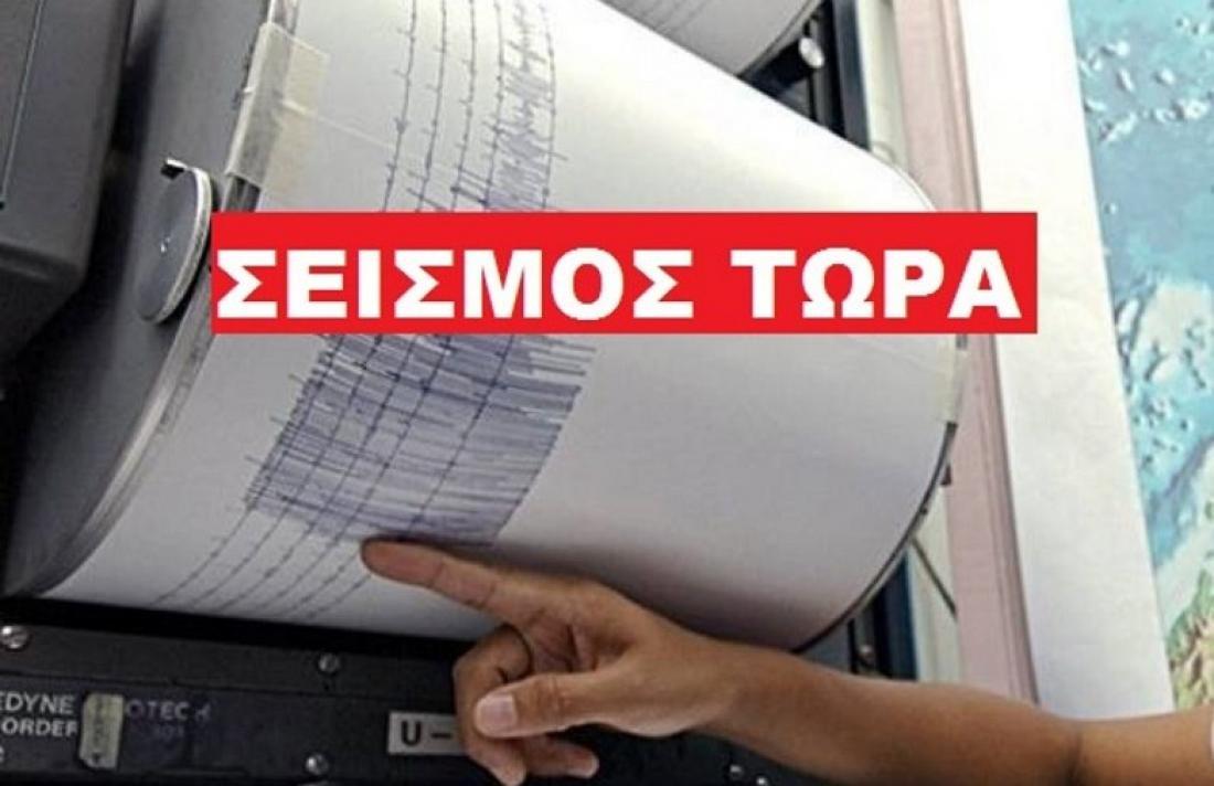 Δυνατός σεισμός ταρακούνησε και το Αγρίνιο