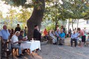 Παρουσιάστηκε στο μοναστήρι του Αη Συμιού το βιβλίο του καθηγητή Χρ. Σιάσου