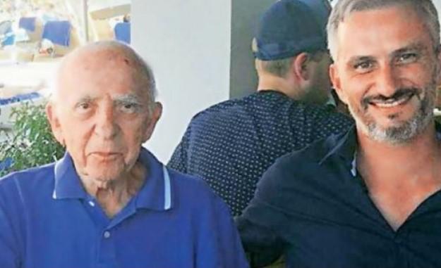 Αγνώριστος από τον χρόνο ο Γιώργος Σουφλιάς – Σε διακοπές στην Κρήτη