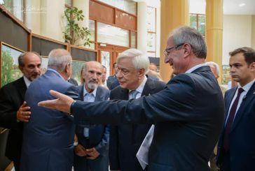 Προέδρος της Δημοκρατίας στο Θέρμο:  «επιτακτική η ανάγκη της αρραγούς ενότητας»