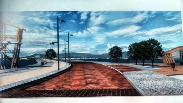 Παρουσιάστηκε στο Περιφερειακό η ανάπλαση του δρόμου Μεσολογγίου-Τουρλίδας