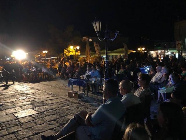 """Εκδήλωση-μυσταγωγία για τη """"Ναυμαχία του Ακτίου"""" στη Βόνιτσα"""