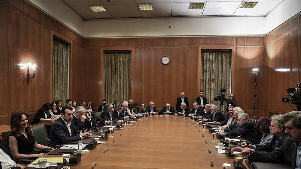 Η νέα Κυβέρνηση του Αλέξη Τσίπρα