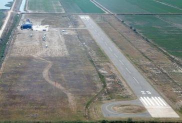 Πλιάτσικο σε…ελικόπτερο στο αεροδρόμιο Μεσολογγίου