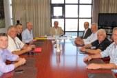 Συνάντηση για θέματα διαχείρισης δασικών οικοσυστημάτων και υδάτινων πόρων στη Δυτ. Ελλάδα