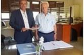 Σπουδαία δωρεά στο δήμο Θέρμου στη μνήμη του πυρηνικού επιστήμονα Λάμπρου Λόη