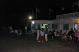 Βραδιά γνωριμίας εθελοντών του Δήμου Αγρινίου με τα μέλη της Αερολέσχης (φωτο)