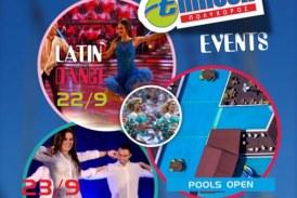 Το πρόγραμμα του 1ου Ευρωπαϊκού Τουρνουά Footvolley στο Αγρίνιο