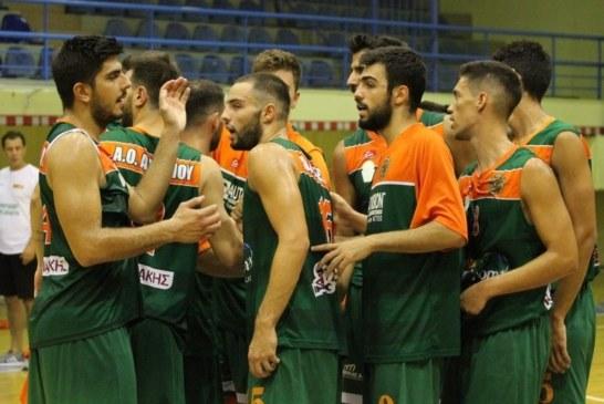 Kύπελλο μπάσκετ: Νίκη- πρόκριση για τον Α.Ο.Αγρινίου μέσα στον Βόλο