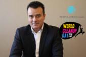 Ο Νίκος Μπαλαμπάνης για την Παγκόσμια Ημέρα Καθαρισμού της Γης