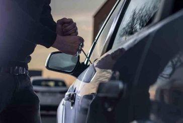 Κλοπή από όχημα στις Παπαδάτες