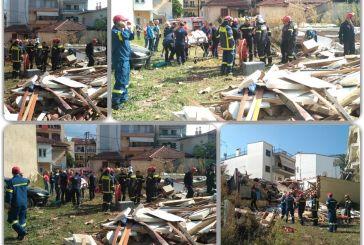 Έκρηξη στα Ιωάννινα: Σοβαρά τραυματισμένος ένας 66χρονος