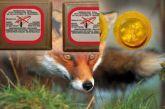Επαναληπτικοί εναέριοι εμβολιασμοί αλεπούδων κατά της λύσσας και στην Αιτωλοακαρνανία