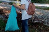 Εθελοντικός καθαρισμός στο δρόμο προς Αβόρανη