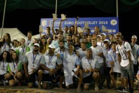 FootVolley: Άθληση, θέαμα και διασκέδαση στο Αγρίνιο