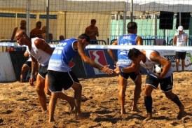 Live: η δεύτερη ημέρα του 1ου Ευρωπαϊκού Τουρνουά Footvolley στο Αγρίνιο