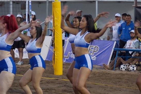 Μουσική, χορός και πλούσιο θέαμα στο 1ο Ευρωπαϊκό Τουρνουά Footvolley στο Αγρίνιο (φωτο)
