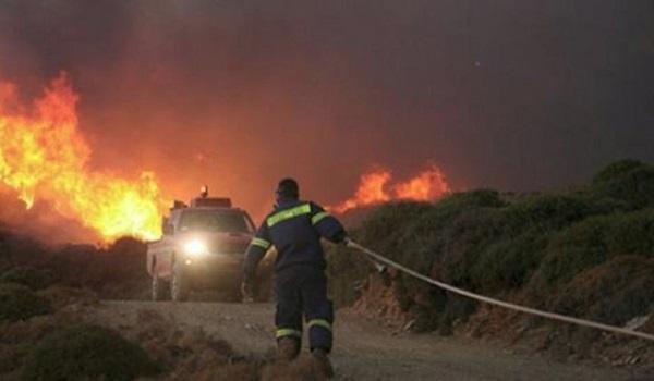 Απολογισμός 2018: 195 πυρκαγιές στην Αιτωλοακαρνανία , στάχτη 624 στρέμματα